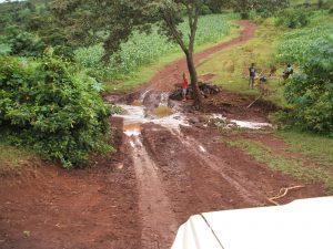 2008 road renovation rivercrossing