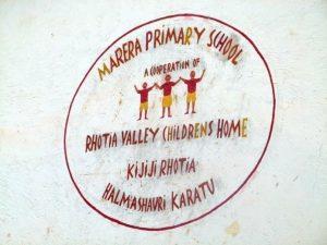 2011 CO MANAGEMENT MARERA SCHOOL - RHOTIA VALLEY